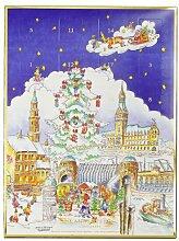 Adventskalender Motiv Hamburg
