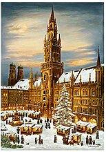 Adventskalender München Rathaus