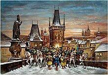 Adventskalender Prag