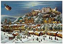 Adventskalender Salzburg