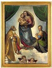 Adventskalender Sixtinische Madonna