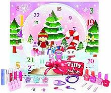 Adventskalender Tilly & Friends - Schneekugel