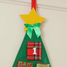 Adventskalender Weihnachtsbaum Die Saisontruhe