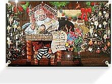 Adventskalender Weihnachtskalender mit