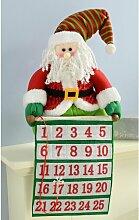 Adventskalender Weihnachtsmann Die Saisontruhe