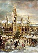 Adventskalender Wien Rathaus