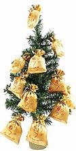 Adventskalender zum Befüllen mit Adventsbaum und