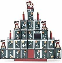 Adventskalender zum Befüllen Pyramide 24