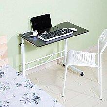 ADWN Falttisch-Doppelliter-Computertisch Kann