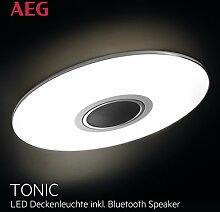 AEG LED Deckenleuchte Bluetooth Musik