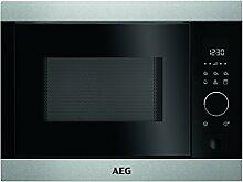 AEG MBB1755D-M Mikrowelle / Einbau