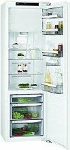 AEG SFE81826ZC Einbaukühlschrank mit Gefrierfach