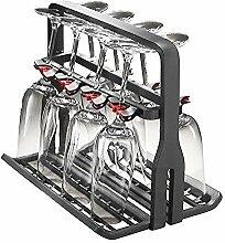 AEG Universal Weinglas Korb Rack passend für Miele Spülmaschine (8Gläser)