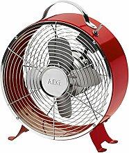 AEG VL 5617 M Metall-Ventilator im Retro-Look, 2