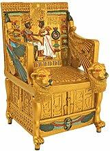 Ägyptische Dekor Schmuckschachtel - King Tut