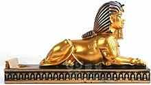 Ägyptischen Pharao Sphinx Weinregal Beste