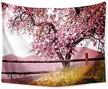 Aeici Wandbehang für Schlafzimmer Wand Teppiche