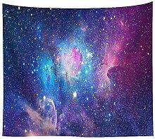 Aeici Wandtuch für Die Wand Galaxie Sternenhimmel