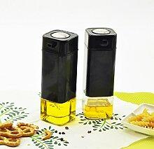 aelga quadratisch Öl und Essig-Spender Essig Set