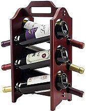 AERVEAL Weinlagerung Weinregal Im Europäischen