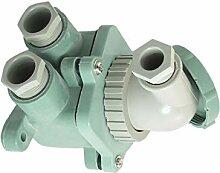 Aexit AC 250V Baumarkt 10A 2P + E Z-M / T-1MB