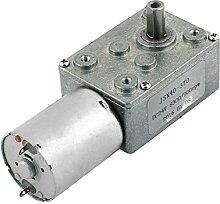 Aexit DC 24V Baumarkt 8300/200RPM 6x12mm Welle 2