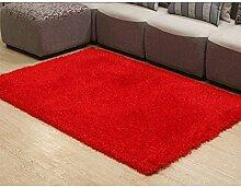 AEXU Einfach Rot Einfarbig Moderne Einfachen Stil