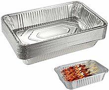 AFFC Einweg-Grill Auffangwannen aus Aluminium Foil