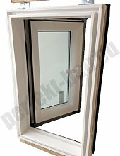 AFG 45x73 Dachausstieg PVC Skylight für Warmdach