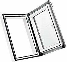 AFG 78x98 Dachausstieg PVC Skylight Warmdach