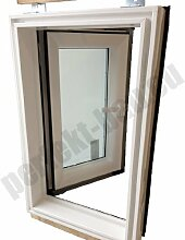 AFG Dachausstieg PVC Skylight Warmdach 45 x 73 mit