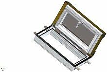 AFG Schweiz 55x78 Dachausstieg PVC Skylight
