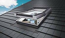 AFG Schweiz Skylight Dachfenster PVC 55 x 78 mit