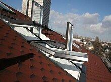 AFG Schweiz Skylight Kunststoff Dachfenster PVC 78