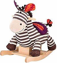 AFHJN Rocking Rocking Zebra, Kid