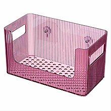 AFHT Einfache transparente Wand-Aufbewahrungsbox