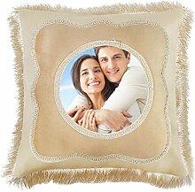 Afinder Personalisierte Kissen Fotokissen