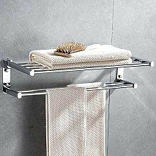 AFJL Badezimmerregale Handtuchringe