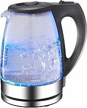 AFK Glas Wasserkocher mit LED Licht 1,7L 2200W