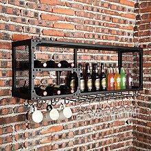 Afranyu Afanyu-Getränkehalter | Weinregal zur