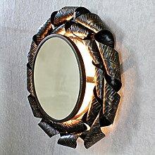 Afrodyta Antik Kupfer Sunburst Strahlen Licht
