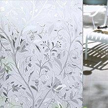 AFUT Blumen Wohnung Dekoration Wandaufkleber Wasserdichtigkeit(45*500CM)