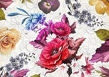 AG Design Blumen, Vlies Fototapete für