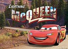 AG Design Cars Disney, Vlies Fototapete