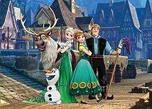 AG Design Disney Frozen Die Eiskönigin, Vlies