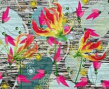 AG Design Fototapete FTNxxl0321, Blumen