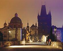 AG Design Fototapete FTNxxl0437, Prag