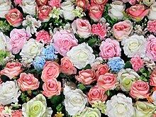 AG Design Fototapete FTNxxl2428 Photomurals Blumen