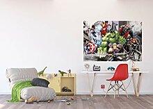 AG Design Fototapete, Mehrfarbig, 160 x 110 cm