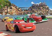 AG Design FTD 2221 Cars Disney, Papier Fototapete